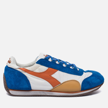 Мужские кроссовки Diadora Heritage Equipe Nylon SW Waxed White/Burnt Orange