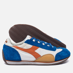 Мужские кроссовки Diadora Heritage Equipe Nylon SW Waxed White/Burnt Orange фото- 2