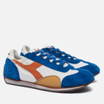 Мужские кроссовки Diadora Heritage Equipe Nylon SW Waxed White/Burnt Orange фото- 1
