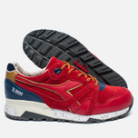 Кроссовки Diadora x UBIQ N.9000 Red Ribbon фото- 2