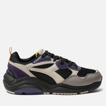 Кроссовки Diadora Whizz Run Black/Mulberry Purple/Moonstruck