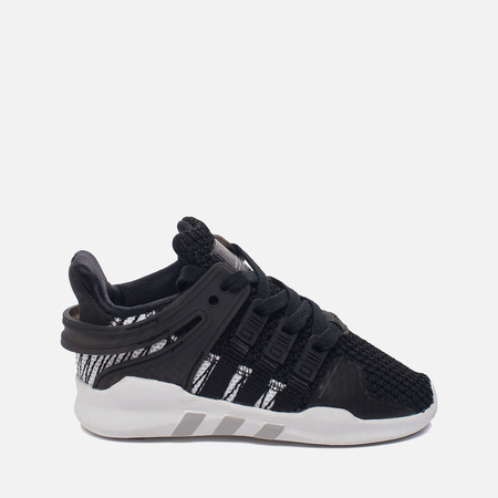 Кроссовки для малышей adidas Originals EQT Support ADV Highlight Pack Core Black/White