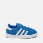 Кроссовки для малышей adidas Originals Gazelle 360 Infant Blue/White фото- 0