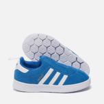 Кроссовки для малышей adidas Originals Gazelle 360 Infant Blue/White фото- 2