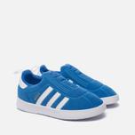 Кроссовки для малышей adidas Originals Gazelle 360 Infant Blue/White фото- 1