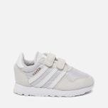 Кроссовки для малышей adidas Originals Haven CF Infant Triple White фото- 0