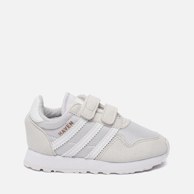 Кроссовки для малышей adidas Originals Haven CF Infant Triple White