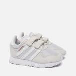 Кроссовки для малышей adidas Originals Haven CF Infant Triple White фото- 1