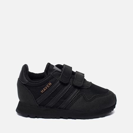 Кроссовки для малышей adidas Originals Haven CF Infant Core Black