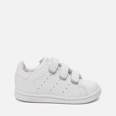 Кроссовки для малышей adidas Originals Stan Smith Infant White/White/White
