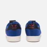 Кроссовки для малышей adidas Originals Superstar 360 Infant Mystery Ink/Tactile Red/Gold Metallic фото- 3