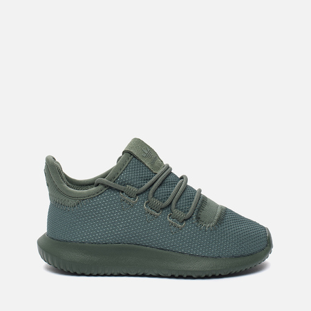 Кроссовки для малышей adidas Originals Tubular Shadow Infant Trace Green/Trace Green/Tactile Yellow