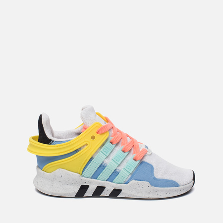 Кроссовки для малышей adidas Originals x Mini Rodini EQT Support ADV White/Core Black/White