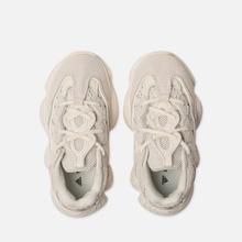 Кроссовки для малышей adidas Originals YEEZY 500 Infant Bone White/Bone White/Bone White фото- 1