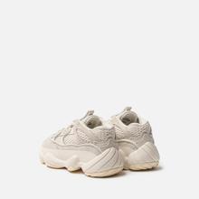 Кроссовки для малышей adidas Originals YEEZY 500 Infant Bone White/Bone White/Bone White фото- 2