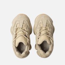 Кроссовки для малышей adidas Originals YEEZY 500 Infant Stone/Stone/Stone фото- 1