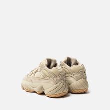 Кроссовки для малышей adidas Originals YEEZY 500 Infant Stone/Stone/Stone фото- 2