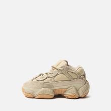 Кроссовки для малышей adidas Originals YEEZY 500 Infant Stone/Stone/Stone фото- 5