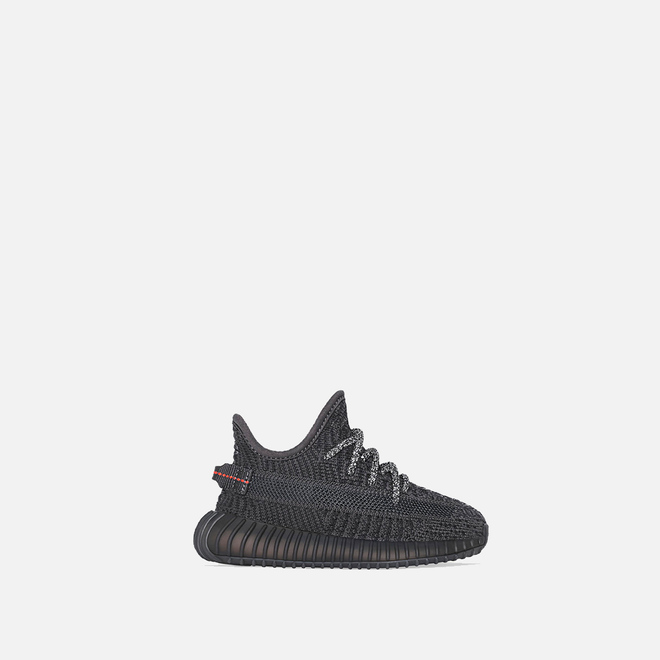 Кроссовки для малышей adidas Originals Yeezy Boost 350 V2 Infant Black/Black/Black