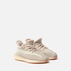 Кроссовки для малышей adidas Originals YEEZY Boost 350 V2 Infant Citrin/Citrin/Citrin