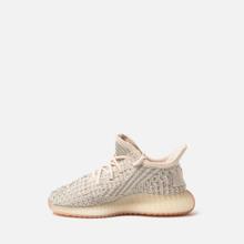 Кроссовки для малышей adidas Originals YEEZY Boost 350 V2 Infant Citrin/Citrin/Citrin фото- 5