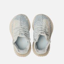 Кроссовки для малышей adidas Originals Yeezy Boost 350 V2 Infant Cloud White/Cloud White/Cloud White фото- 1