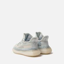 Кроссовки для малышей adidas Originals Yeezy Boost 350 V2 Infant Cloud White/Cloud White/Cloud White фото- 2