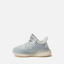 Кроссовки для малышей adidas Originals Yeezy Boost 350 V2 Infant Cloud White/Cloud White/Cloud White фото- 5