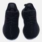 Кроссовки для малышей adidas Originals YEEZY Boost 350 V2 Infant Core Black/Core Black/Red фото - 1