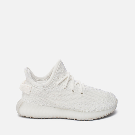 262eec0b8 Кроссовки для малышей adidas Originals Yeezy Boost 350 V2 Infant Cream White