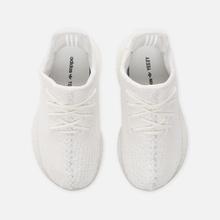 Кроссовки для малышей adidas Originals YEEZY Boost 350 V2 Infant Cream White фото- 1