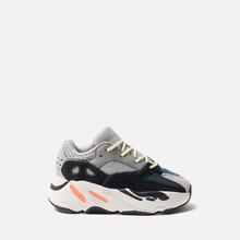 Кроссовки для малышей adidas Originals YEEZY Boost 700 Infant Solid Grey/Chalk White/Core Black фото- 3