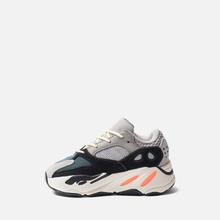 Кроссовки для малышей adidas Originals YEEZY Boost 700 Infant Solid Grey/Chalk White/Core Black фото- 5