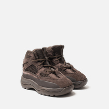 Кроссовки для малышей adidas Originals Yeezy Desert Boot Infant Oil/Oil/Oil фото- 0