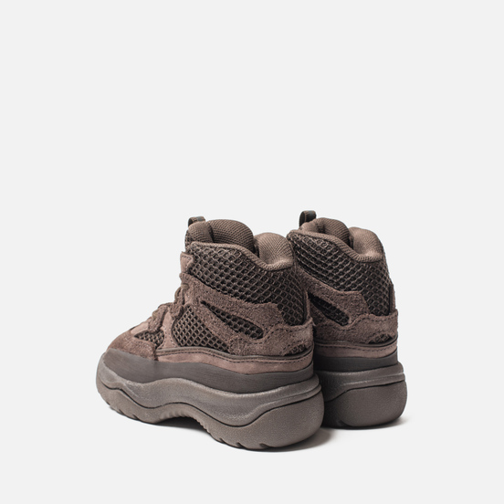 Кроссовки для малышей adidas Originals YEEZY Desert Boot Infant Oil/Oil/Oil