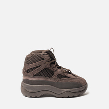 Кроссовки для малышей adidas Originals Yeezy Desert Boot Infant Oil/Oil/Oil фото- 3