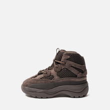 Кроссовки для малышей adidas Originals Yeezy Desert Boot Infant Oil/Oil/Oil фото- 5