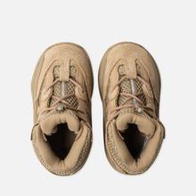 Кроссовки для малышей adidas Originals Yeezy Desert Boot Infant Rock/Rock/Rock фото- 1