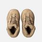 Кроссовки для малышей adidas Originals YEEZY Desert Boot Infant Rock/Rock/Rock фото - 1