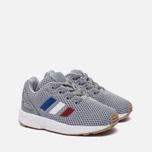 Кроссовки для малышей adidas Originals ZX Flux EL Infant Grey/White фото- 2
