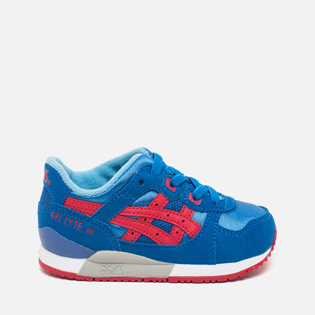 Кроссовки для малышей ASICS Gel-Lyte III TS Future Kids Pack Classic Blue/Classic Red