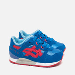 Кроссовки для малышей ASICS Gel-Lyte III TS Future Kids Pack Classic Blue/Classic Red фото- 1