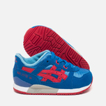 Кроссовки для малышей ASICS Gel-Lyte III TS Future Kids Pack Classic Blue/Classic Red фото- 3