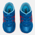 Кроссовки для малышей ASICS Gel-Lyte III TS Future Kids Pack Classic Blue/Classic Red фото- 4