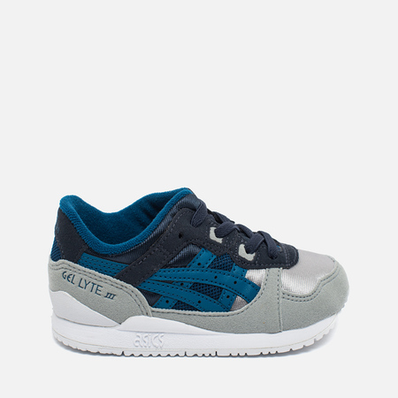 Кроссовки для малышей ASICS Gel-Lyte III TS Future Kids Pack Grey/Blue/White