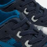 Кроссовки для малышей ASICS Gel-Lyte III TS Future Kids Pack Grey/Blue/White фото- 3