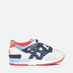 ASICS Gel-Lyte V Children's Sneakers Soft Grey/Navy photo- 0