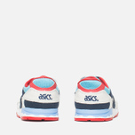 ASICS Gel-Lyte V Children's Sneakers Soft Grey/Navy photo- 3