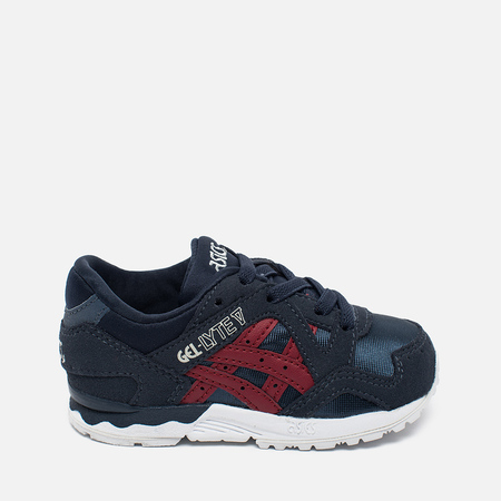 ASICS Gel-Lyte V TS Children's Sneakers India Ink/Burgundy