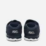 Кроссовки для малышей ASICS Gel-Lyte V TS India Ink/Burgundy фото- 5